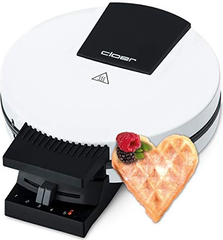 Cloer  120 Waffeleisen -- via Amazon Partnerprogramm