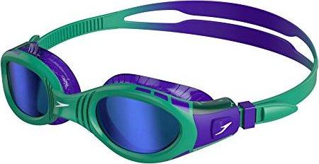 speedo Futura Biofuse Flexiseal Goggle Junior Newsurf/Purplevibe/Peppermint 2018 Schwimmbrillen aCW1g7Vn