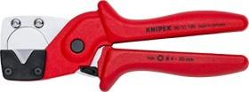 Knipex 90 10 185 tube-/Rohrschneider 185mm