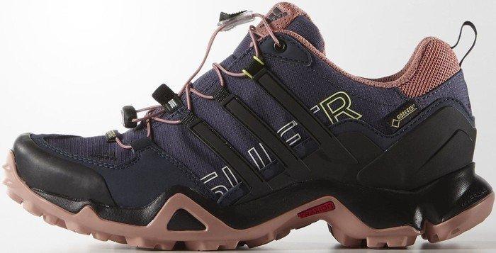 6dacd7dd7 adidas Terrex Swift R GTX midnight grey core black raw pink (ladies ...