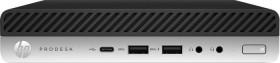 HP ProDesk 600 G3 DM, Core i5-7500T, 4GB RAM, 500GB HDD, UK (1CB69ET#ABU)