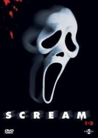Scream Box (Filme 1-3)
