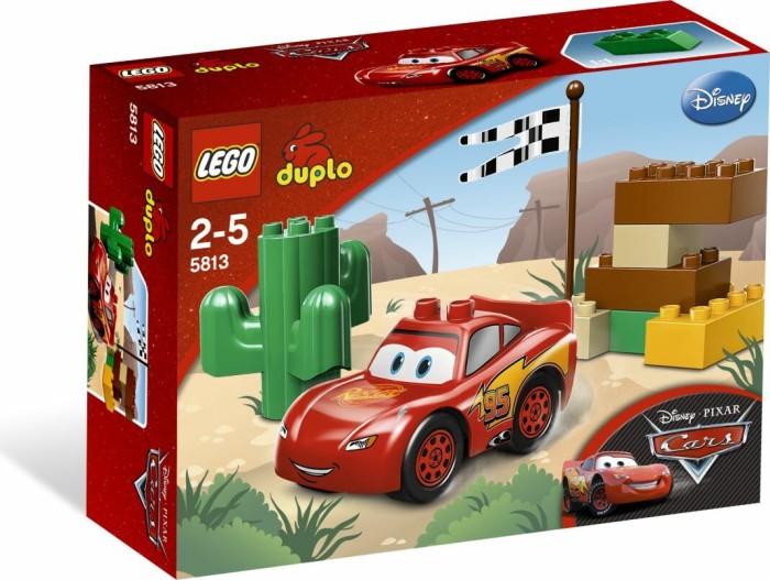 LEGO DUPLO Cars - Lightning McQueen (5813) -- via Amazon Partnerprogramm