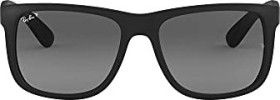 Ray-Ban RB4165 Justin Classic 55mm black/grey gradient (RB4165-622/T3)