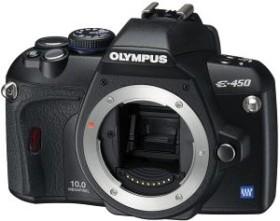 Olympus E-450 schwarz Body (N3590792)