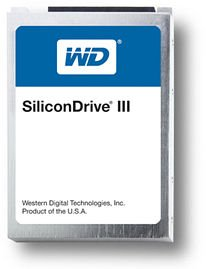 Western Digital WD SiliconDrive III 120GB, SATA (SSD-D0120Sx-5000)