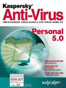 Kaspersky Lab Anti-Virus Personal 5.0 (PC)