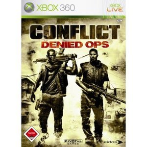 Conflict: Denied Ops (English) (Xbox 360)