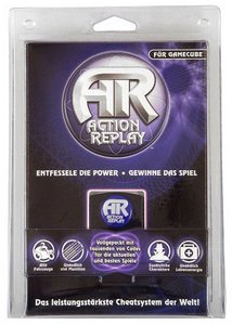 Action Replay (niemiecki) (GC)
