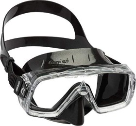 Cressi-Sub Sirena diving mask black (DN202000)