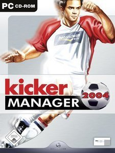 kicker Manager 2004 (niemiecki) (PC)