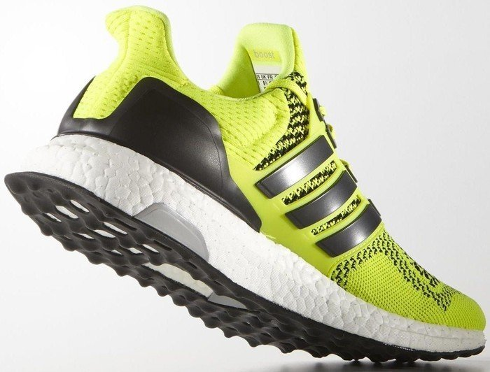 7e74e8486e72a adidas Ultra Boost solar yellow core black (Herren) (S77414) ab € 0 (2019)