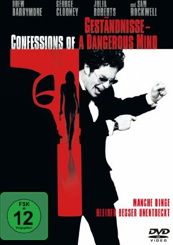 Geständnisse - Confession of a dangerous Mind -- via Amazon Partnerprogramm