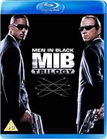 Men in Black Box (movies 1-3) (Blu-ray) (UK)