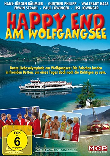 Happy End am Wolfgangsee -- via Amazon Partnerprogramm