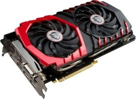 MSI GeForce GTX 1070 Gaming Z 8G, 8GB GDDR5, DVI, HDMI, 3x DP (V330-002R)