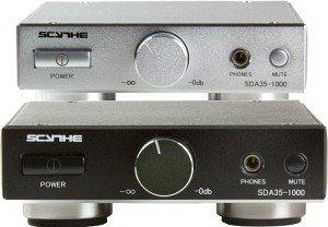 Scythe Kama Bay AMP mini silber (SDA35-1000-SL)