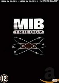 Men in Black Box (movies 1-3) (DVD) (UK)