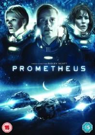 Prometheus (DVD) (UK)