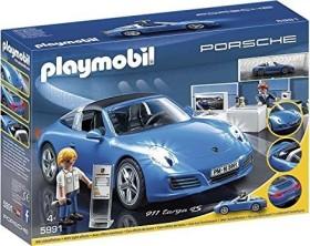 playmobil Sports & Action - Porsche 911 Targa 4S (5991)