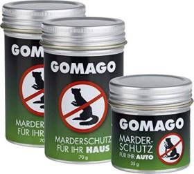 Gomago Mardervergrämung Haus, 2er Set und Auto