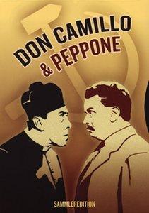Don Camillo und Peppone Box