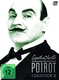 Agatha Christie - Hercule Poirot Collection 6 (DVD)