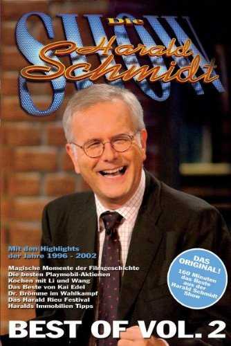 Harald Schmidt - Best of Vol. 2 -- via Amazon Partnerprogramm