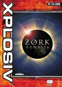 Zork Nemesis (deutsch) (PC)
