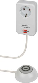 Brennenstuhl Eco-Line Comfort Switch 1-fach (1508220)