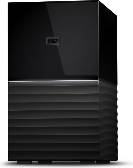 Western Digital WD My Book Duo 6TB, USB-C 3.0 (WDBFBE0060JBK)