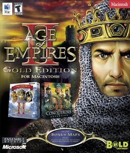 Age of Empires 2: The Age of Kings (angielski) (MAC)