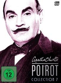 Agatha Christie - Hercule Poirot Collection 7 (DVD)