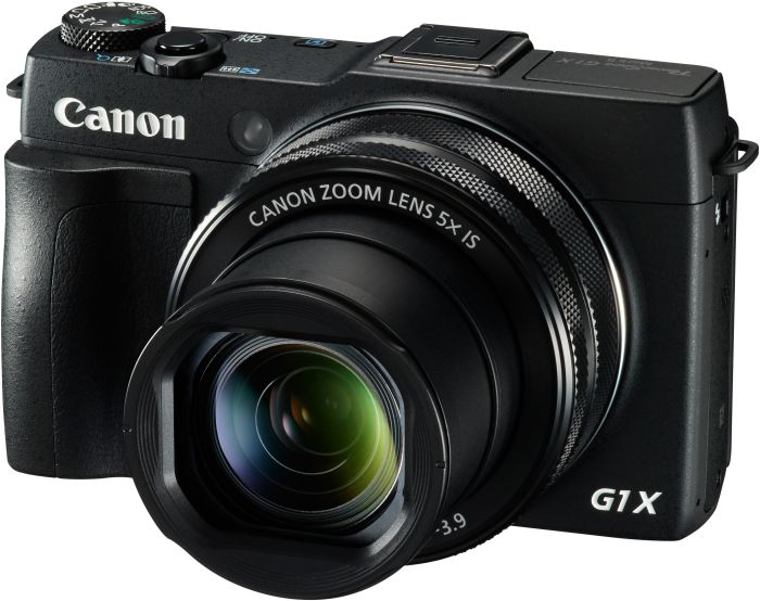 Canon PowerShot G1 X Mark II black (9167B011)