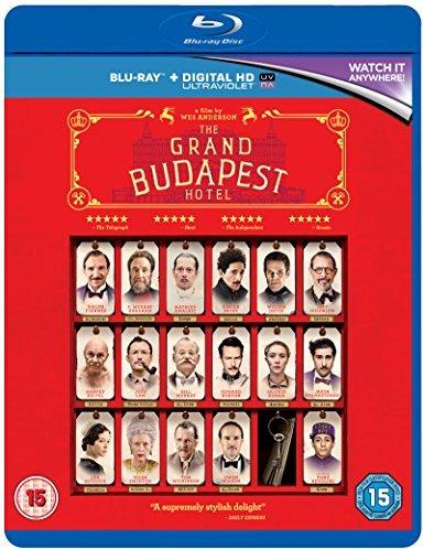 Grand Budapest Hotel Blu Ray Uk Ab 1487 2019 Heise Online