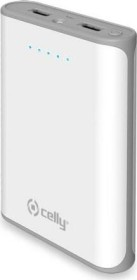 Celly Powerbank Daily 10000 weiß (PBD10000WH)