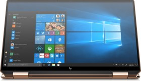HP Spectre x360 Convertible 13-aw0655ng Nightfall Black, Core i5-1035G4, 8GB RAM, 512GB SSD, DE (1X2R0EA#ABD)