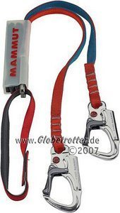 Mammut Via Ferrata Step - Web Key Lock -- © globetrotter.de
