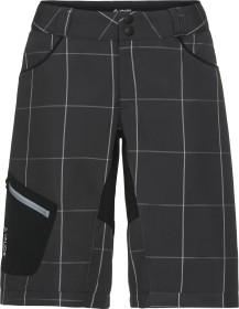 VauDe Craggy Fahrradhose kurz phantom black (Damen) (40837-678)