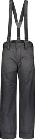 Scott Vertic Dryo Skihose lang dark grey melange (Junior) (277726-5052)