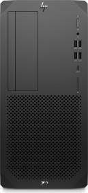 HP Z2 Tower G5 Workstation, Core i7-10700, 16GB RAM, 512GB SSD (4F814EA#ABD)