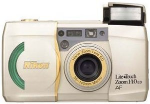 Nikon Lite-Touch Zoom 140ED QD