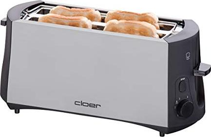 Cloer 3710 Langschlitz-Toaster -- via Amazon Partnerprogramm