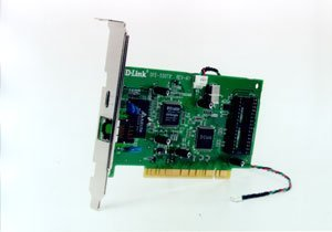D-Link DFE-550TX, 1x 100Base-TX, PCI, 50er-Pack