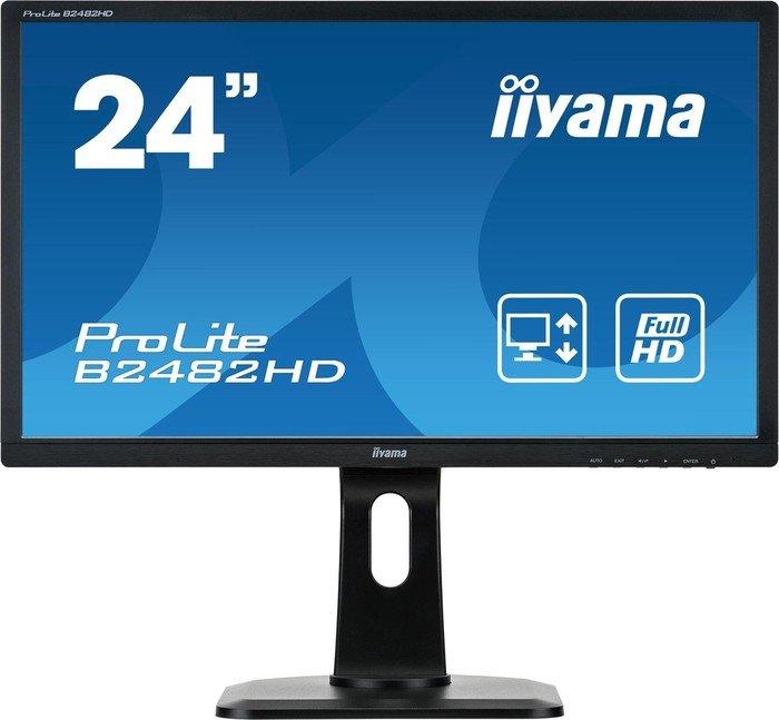 "iiyama ProLite B2482HD-B1, 24"""