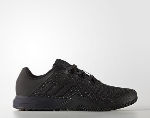 adidas crazypower allenatore nero / bianco / energia nucleo calzature (mens
