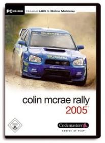 Colin McRae Rally 2005 (PC)