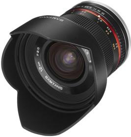 Samyang 12mm 2.0 NCS CS für Sony E schwarz (1220506101)