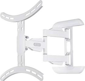 Hama TV-wall mount Fullmotion, 3 stars white (118675)