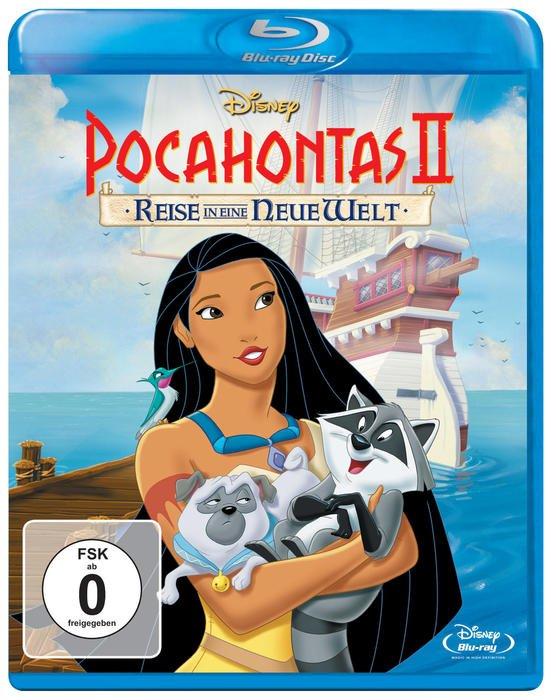 Pocahontas 2 (Blu-ray)